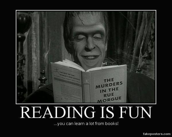 Leer es divertido !!!