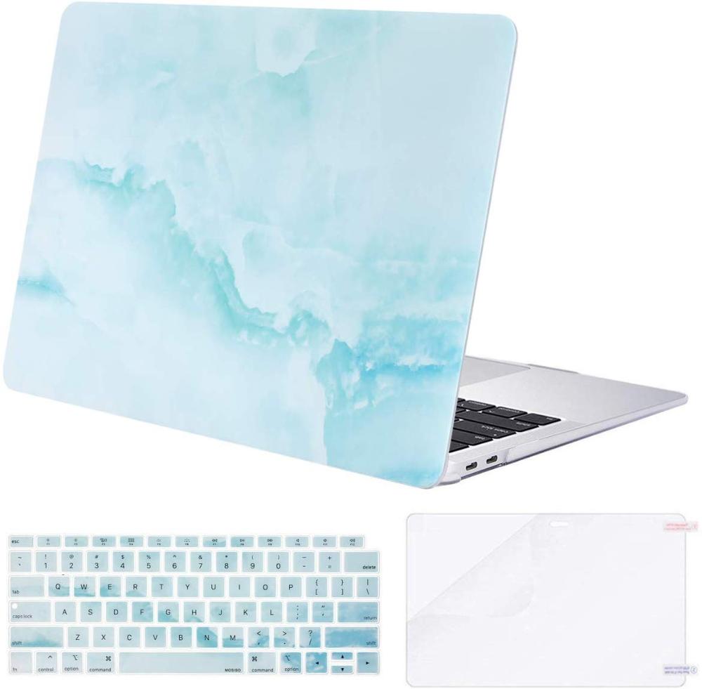 Amazon Com Mosiso Macbook Air 13 Inch Case 2019 2018 Release A1932 With Retina Display Pla Macbook Pro 13 Inch Macbook Air Case Hard Macbook Air Case 13 Inch