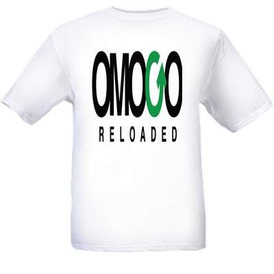 Omogo Reloaded White Tee-shirt
