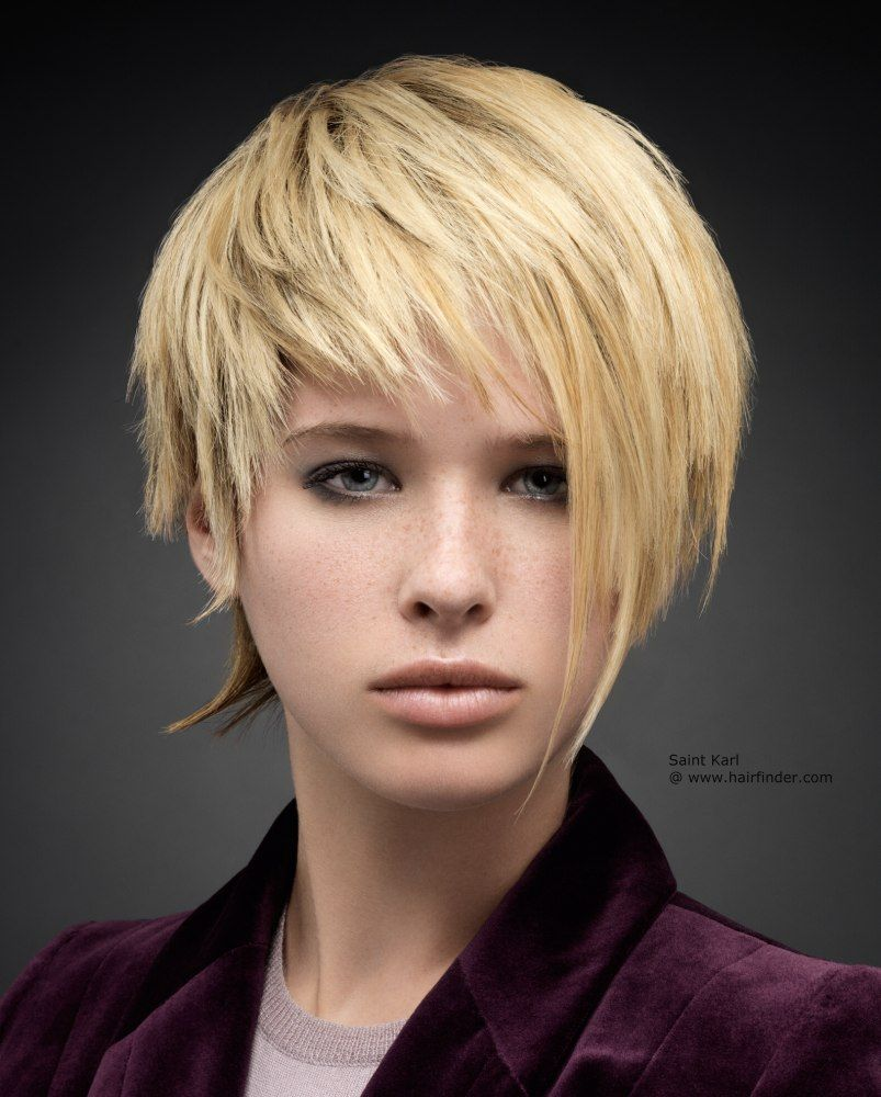 Different Types Of Short Choppy Hairstyles Simple Hairstyle Ideas