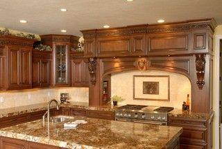 tallisman granite kitchen with thick edges kitchen countertops