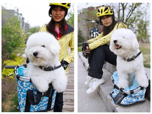 Wicker Pet Dog Bike Basket Dog Bicycle Carriervan Truck Pet Carrier In Dog Carriers From Home Garden On Aliexpress Dog Bike Basket Pet Carriers Dog Carrier