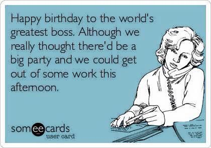 Birthday Boss Amazing Pinterest Birthday Happy Birthday Boss