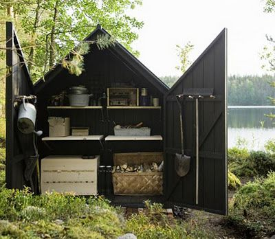 nice shed Decoración Pinterest Nice, Gardens and Yards
