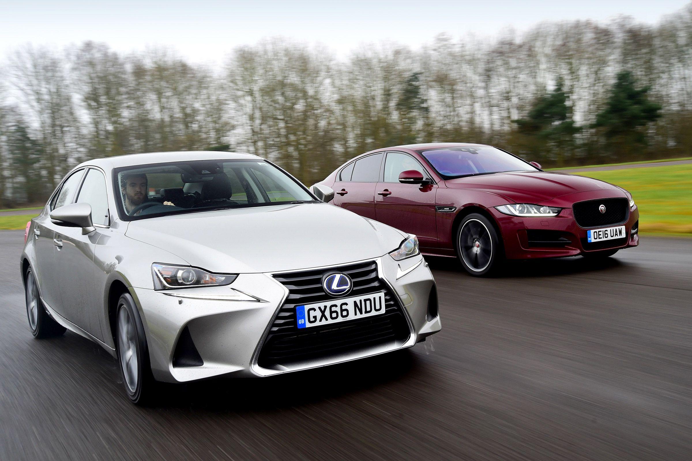 Lexus Is Vs Jaguar Xe Lexus Suv Jaguar Xe Jaguar Xf
