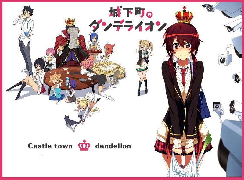 Joukamachi no Dandelion BD (Episode 1 12 END) Subtitle