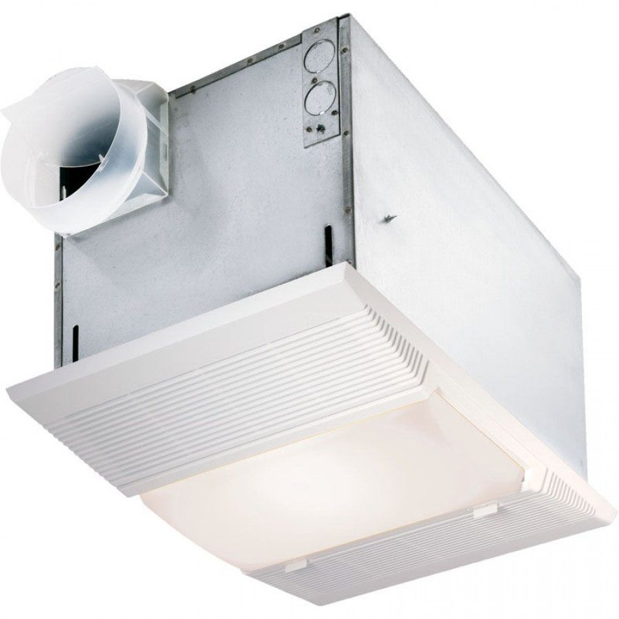Broan Nutone Deluxe Bath Fan And Heater With Light 9965
