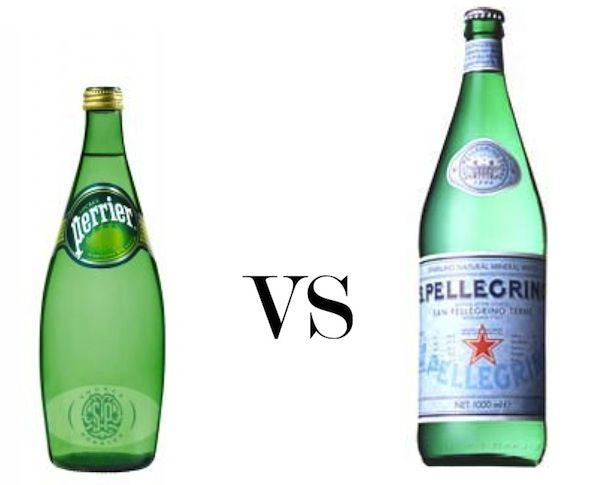 What S The Difference Between Perrier And San Pellegrino By Dj
