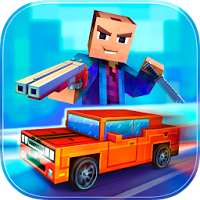 Download Block City Wars + skins export 6 4 4 Hack Mod Apk