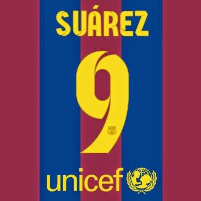 Luis Suárez, 9