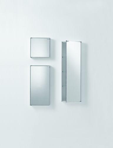 Agape - Prodotti - Specchi contenitori - 4x4 | Bagni: idee valide ...