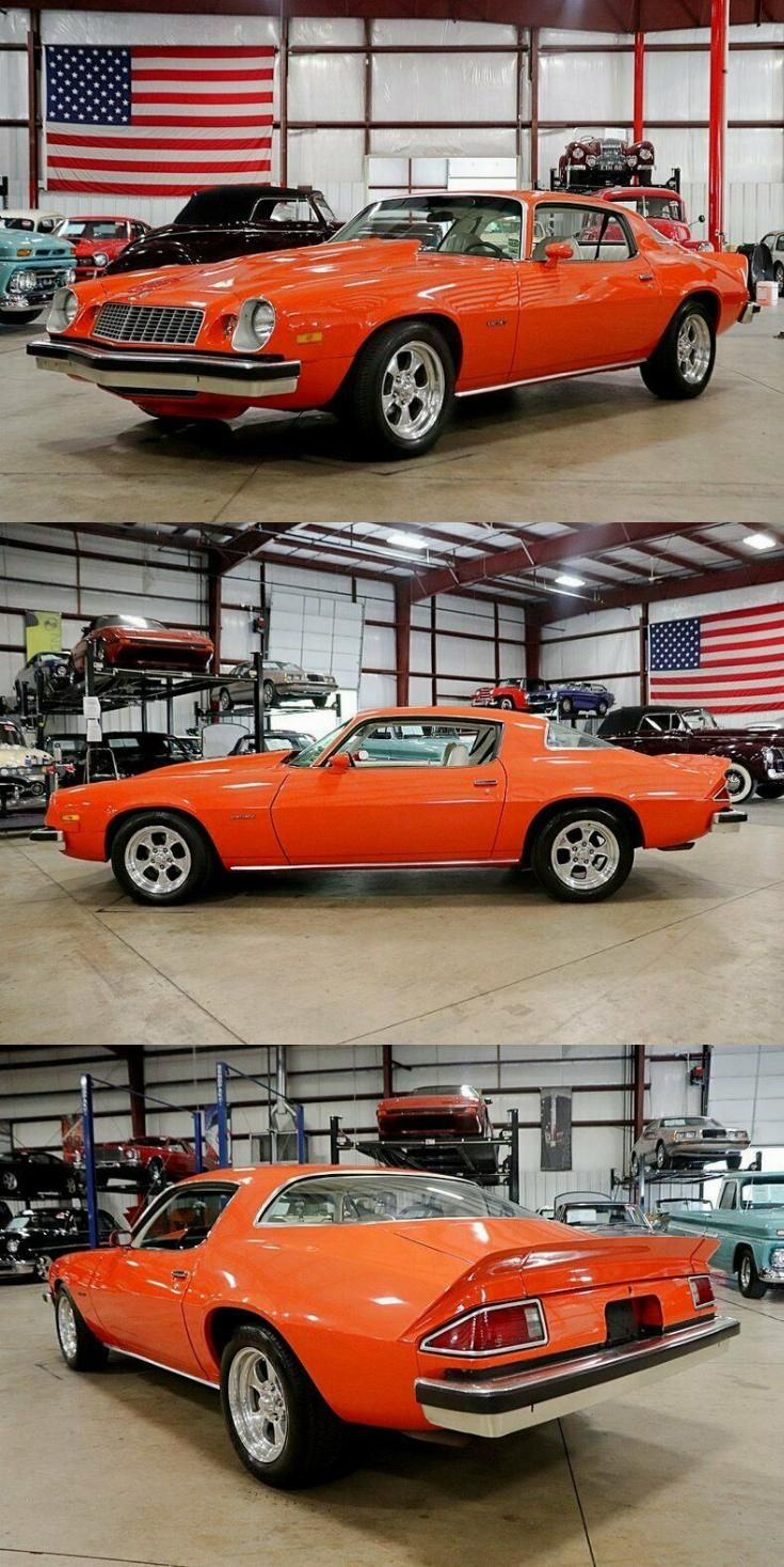 very nice 1976 Chevrolet Camaro for sale