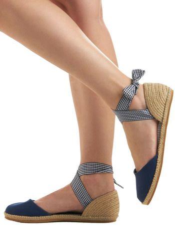 acdad4a5b13 alpargatas bajas para mezclilla | Style en 2019 | Zapatos ...