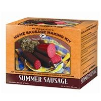 Butcher Block Game and Jerky Processing - One of our most popular kits, the summer sausage kit will surely be a favorite to you, your family, and your friends (If you decide to share!) Kit will season 30 pounds of meat.