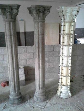 Decorative Roman Concrete Column Molds For Sale And Molds