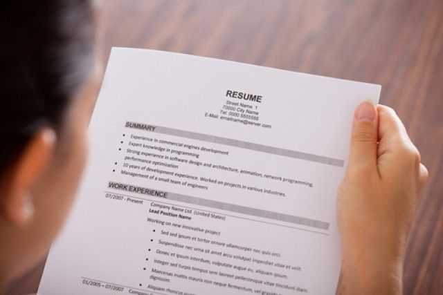 How to Write a Killer Dance Resume Dancing and Dancers - how to write a dance resume