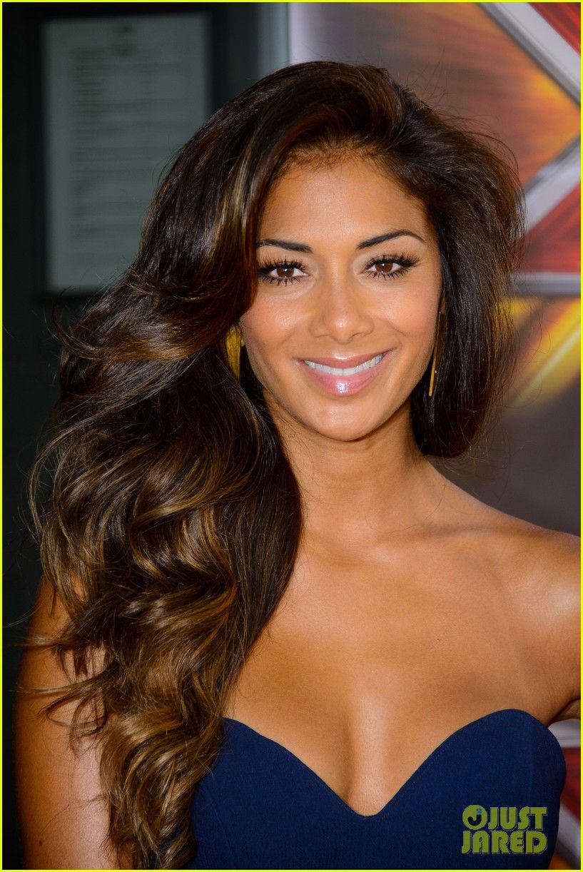Nicole Scherzinger at the launch of O2′s 4G network held at O2 Shepherd's Bush Empire in London, England. #Hollywood #Fashion #Style