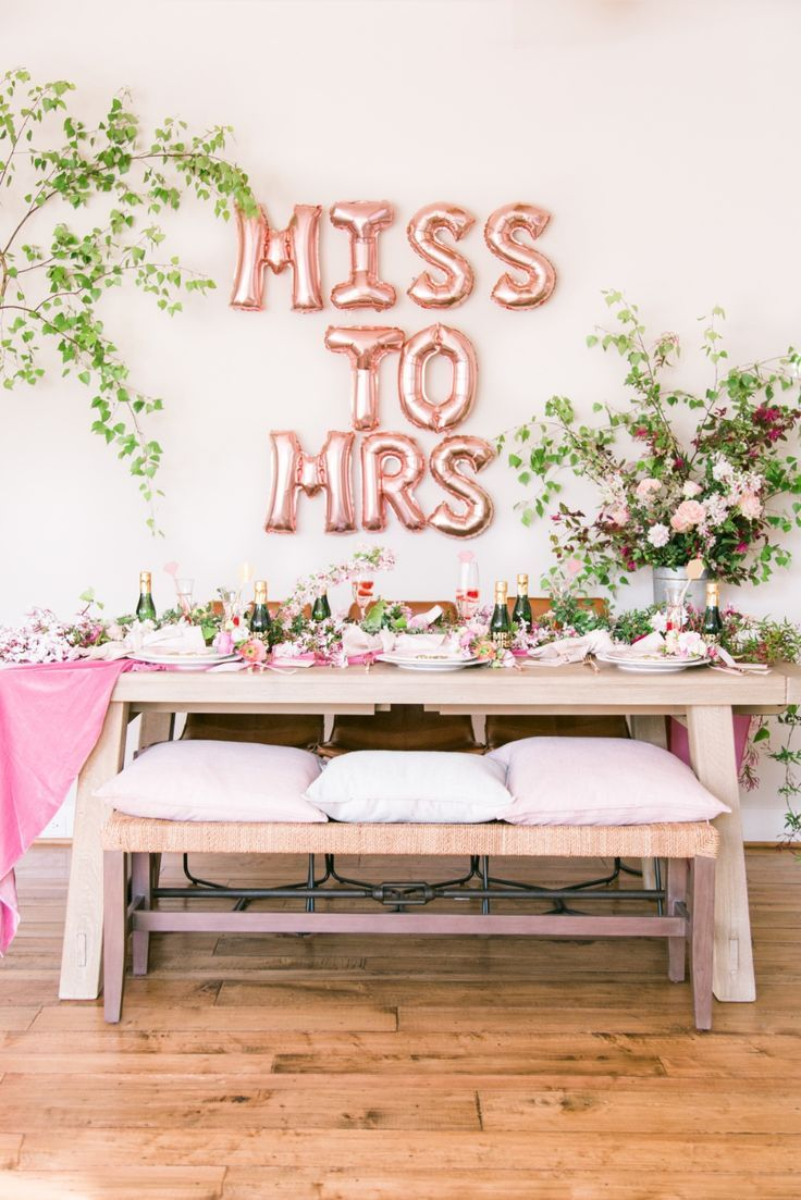 Brunch Bridal Shower Ideas