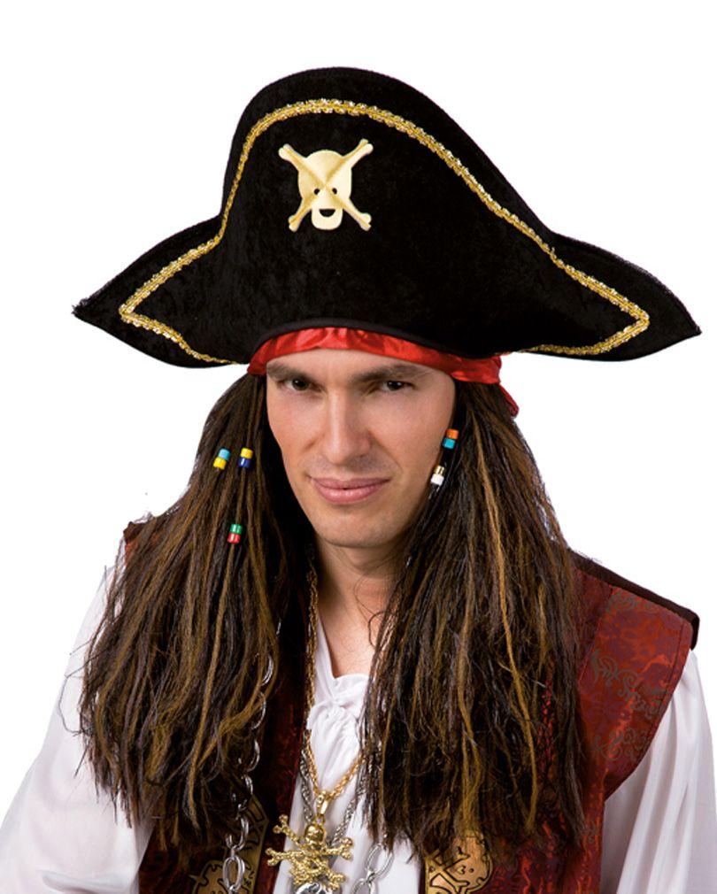 Resultado de imagen de pirate wig