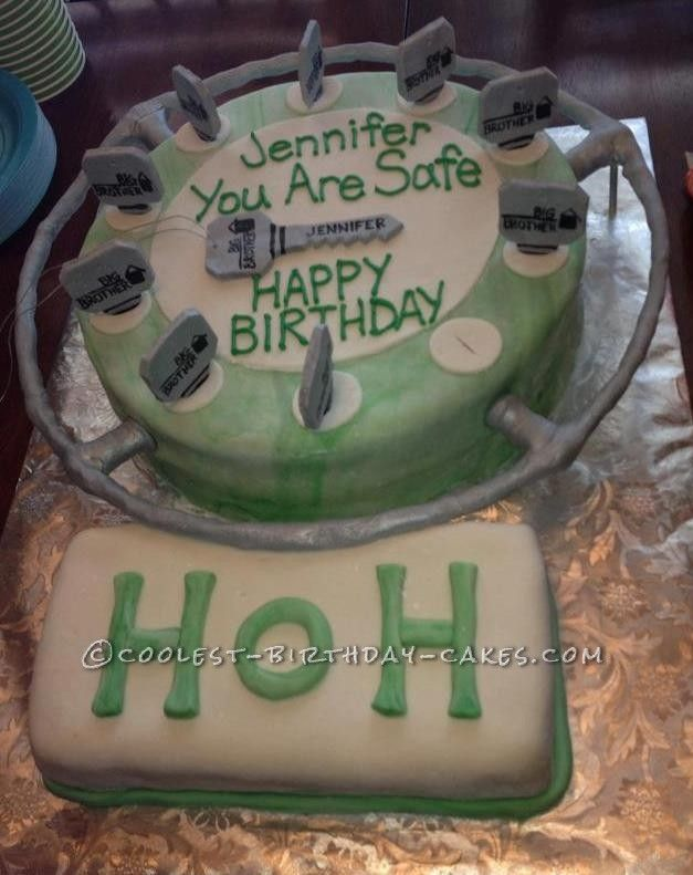 Coolest Big Brother Cake Birthday cakes Big and Cake