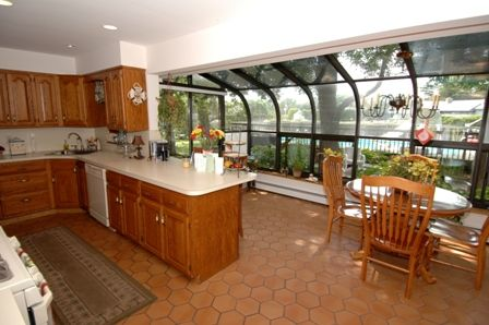 kitchen solarium home of tomorrow pinterest