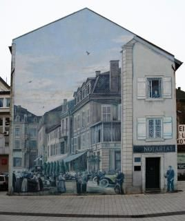 somewhere in France - credit: StreetArt in Germany facebook page