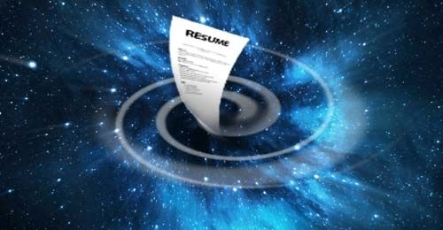 Staffing Myth Your Resume Goes Into A Black Hole Part Ii With