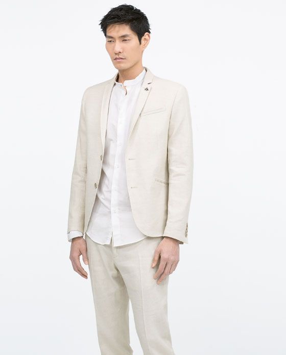 68f539f152140 ZARA - MAN - STRETCH LINEN SUIT
