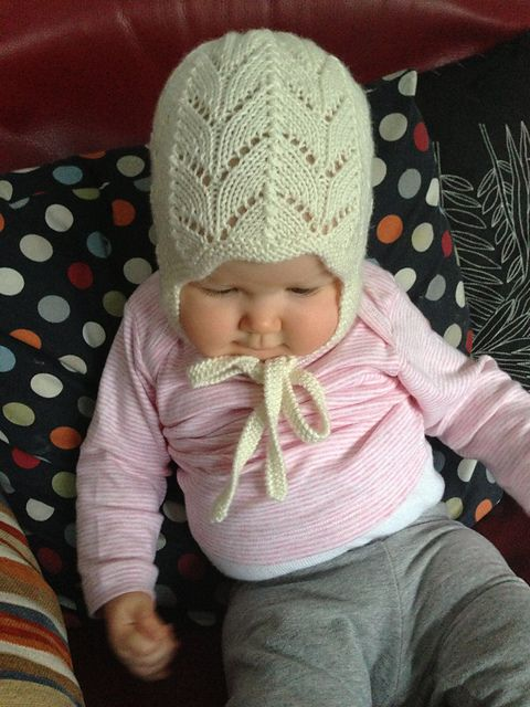 Clover Earflap Hat pattern by dover & madden | Pinterest