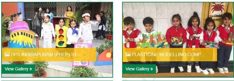 Indirapuram Public Schools Nursery Admission DPS