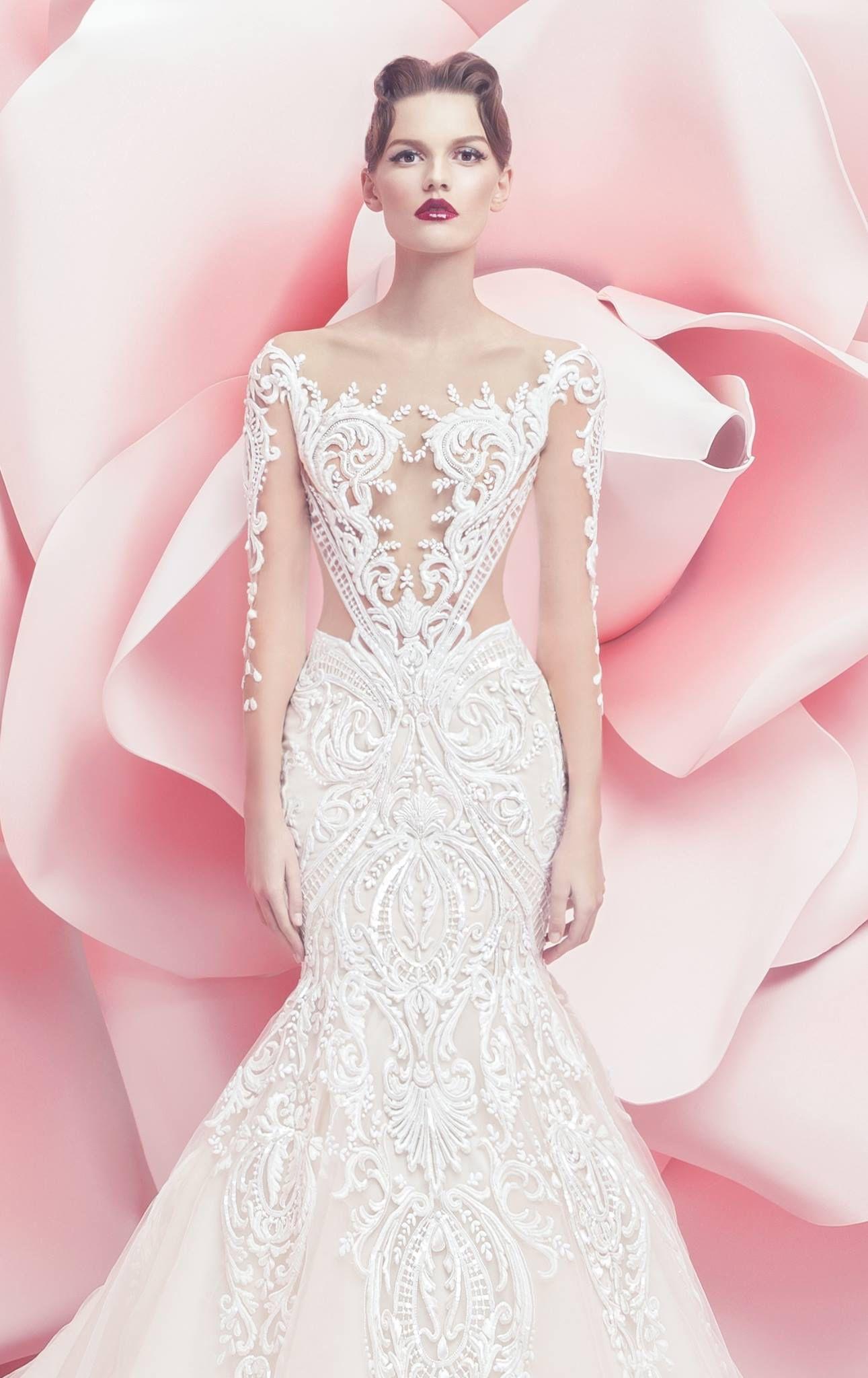 Michael Cinco Spring Summer 2016 Bridal Collection_BellaNaija ...