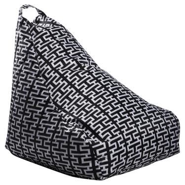 Miraculous Living Space Maze Bean Bag Cover Black Spotlight Australia Pdpeps Interior Chair Design Pdpepsorg