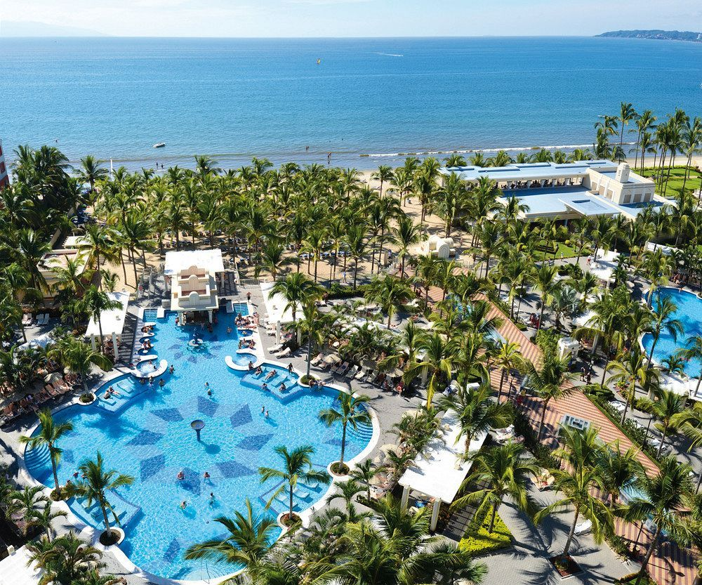 Riu Vallarta All Inclusive Nuevo Vallarta Mexico Expedia Puerto Vallarta Hotels Vallarta Hotel Riu