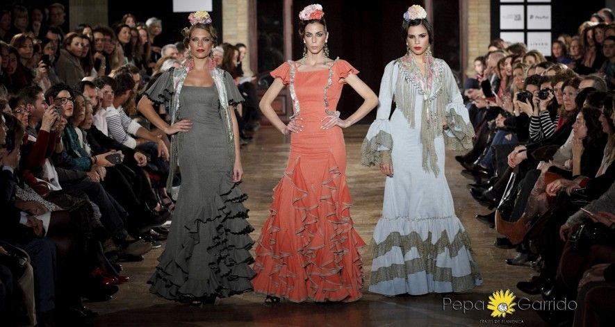 Puro Garrido 2013 | Trajes de Flamenca Pepa Garrido