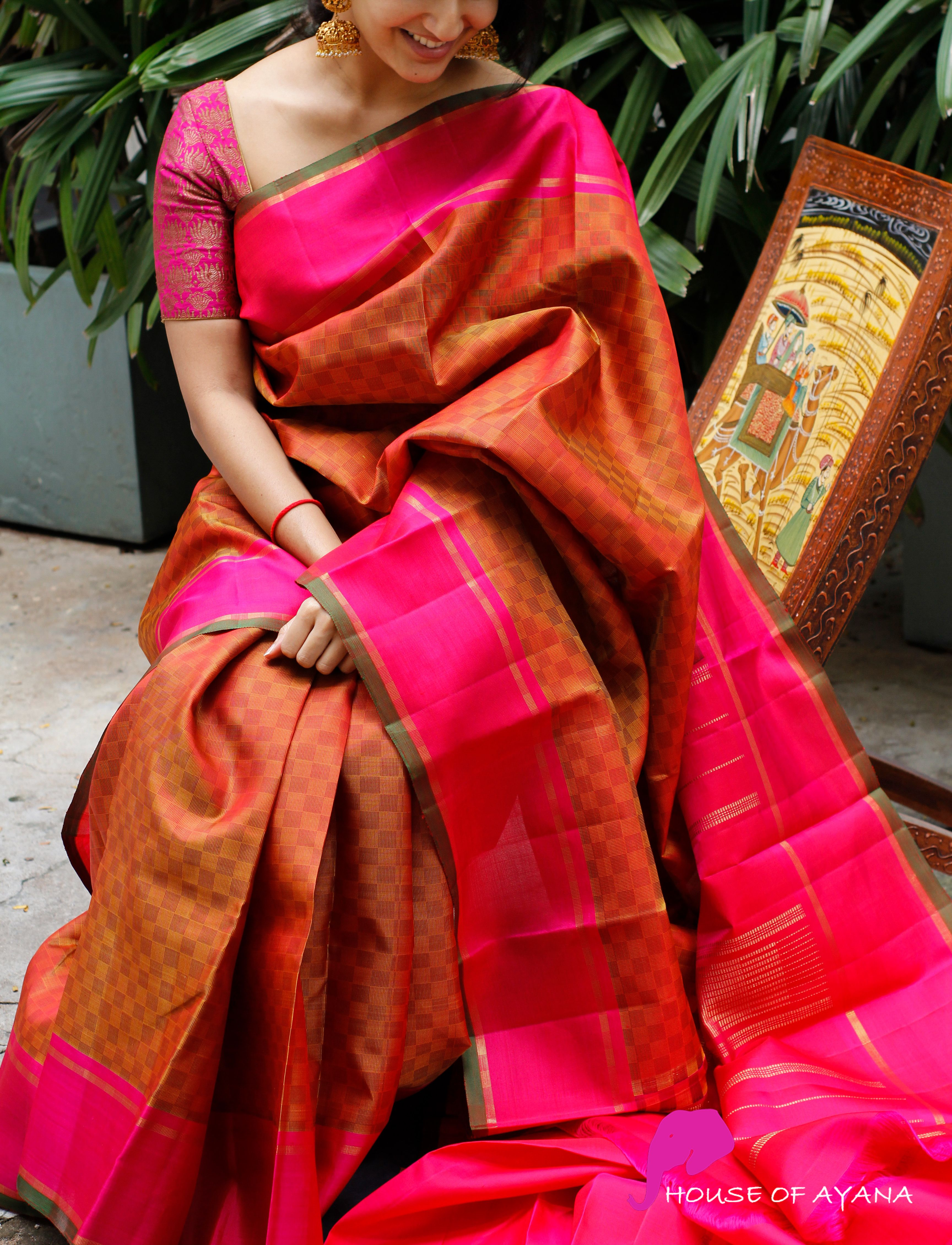 Fancy Wedding Silk Sarees Online Shopping Women S Traditional Sarees Online Apparel Clothing Saree Silk Sarees Online Stylish Sarees