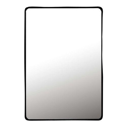 Spiegel weston mit schwarzem metallrahmen h 110 cm einrichtung in 2019 pinterest mirror - Spiegel mit metallrahmen ...