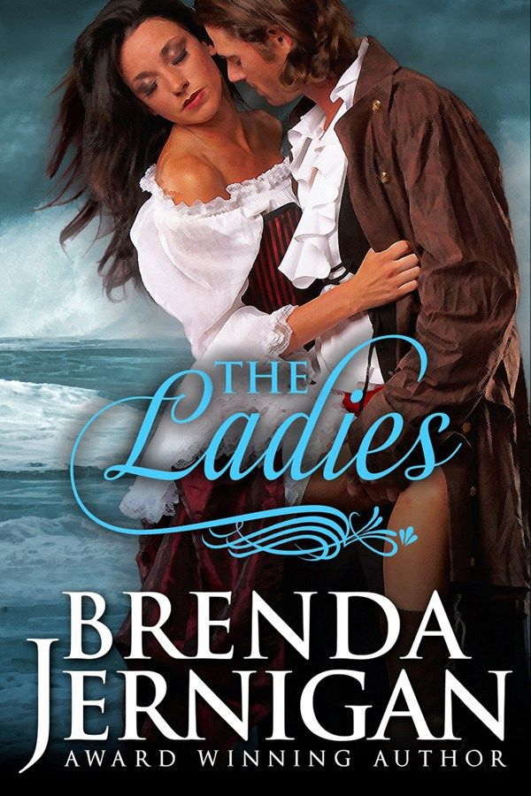 NEW RELEASE THE LADIES by Brenda Jernigan  A compilation of three highly-rated, award-winning novels in a single package.  Fast paced… Full of suspense and adventure… Charming and spiced with passion.