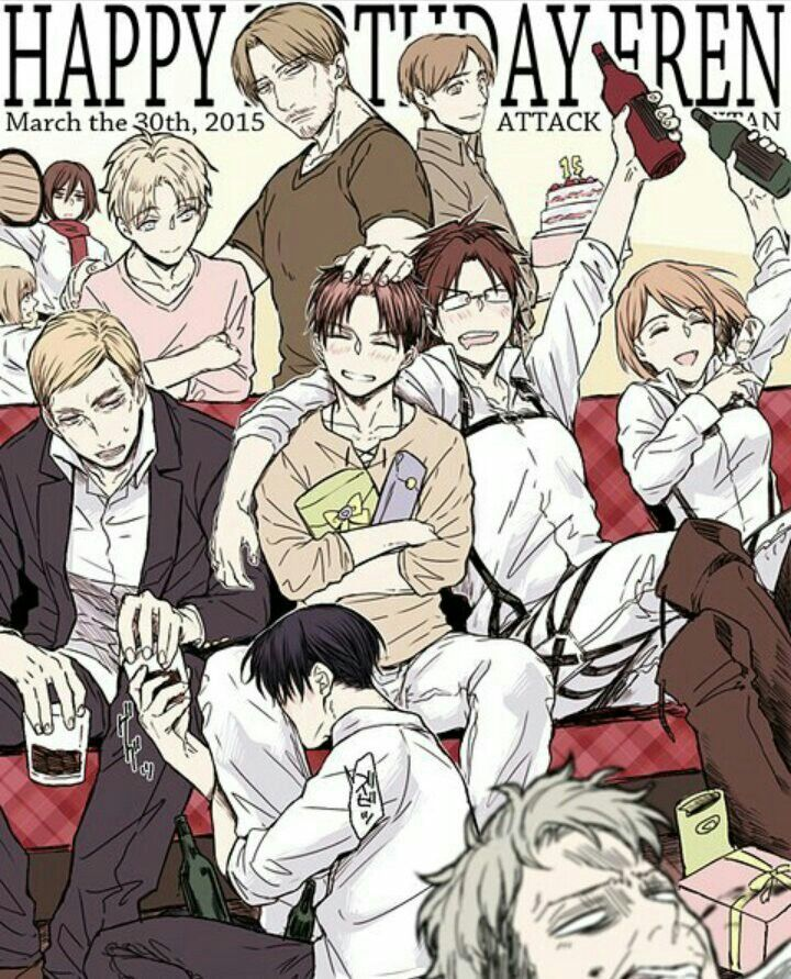 Levi what are you doing Attack on titan anime, Attack on