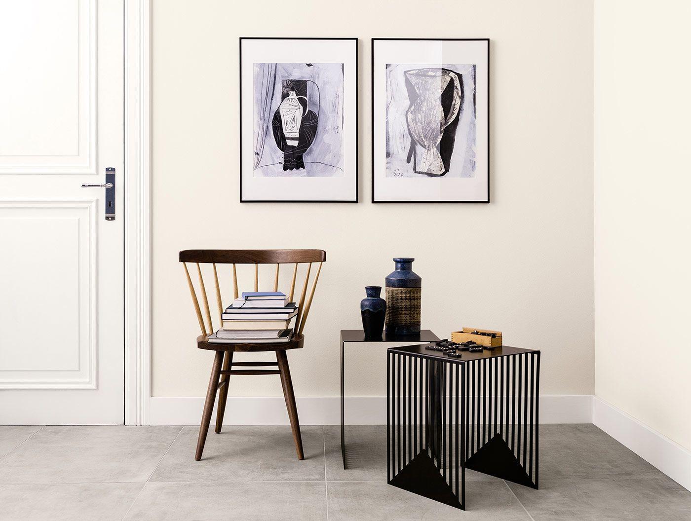 Wandfarbe Altrosa Schner Wohnen  Wohndesign