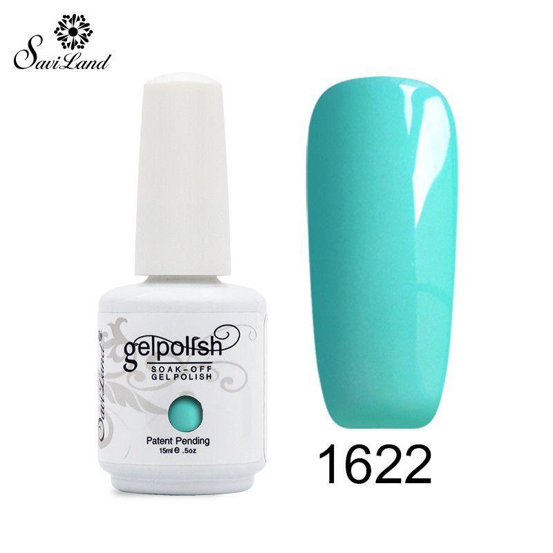 15ml Fashion Gelpolish Pure Colors UV LED Gel Nail Polish Glitter ...