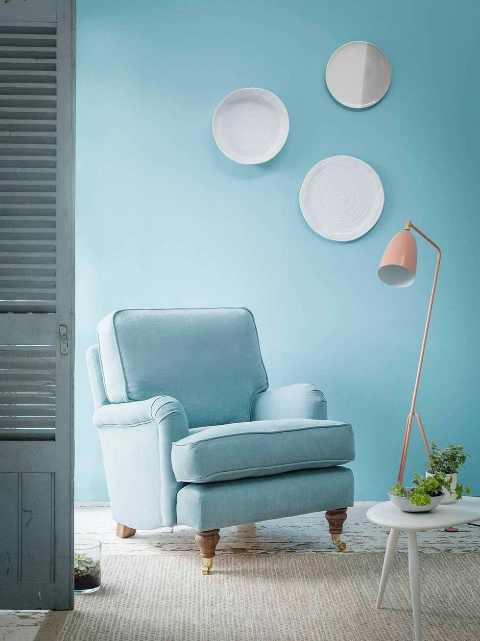 Blue pink room blue chairs living room blue sofa chair