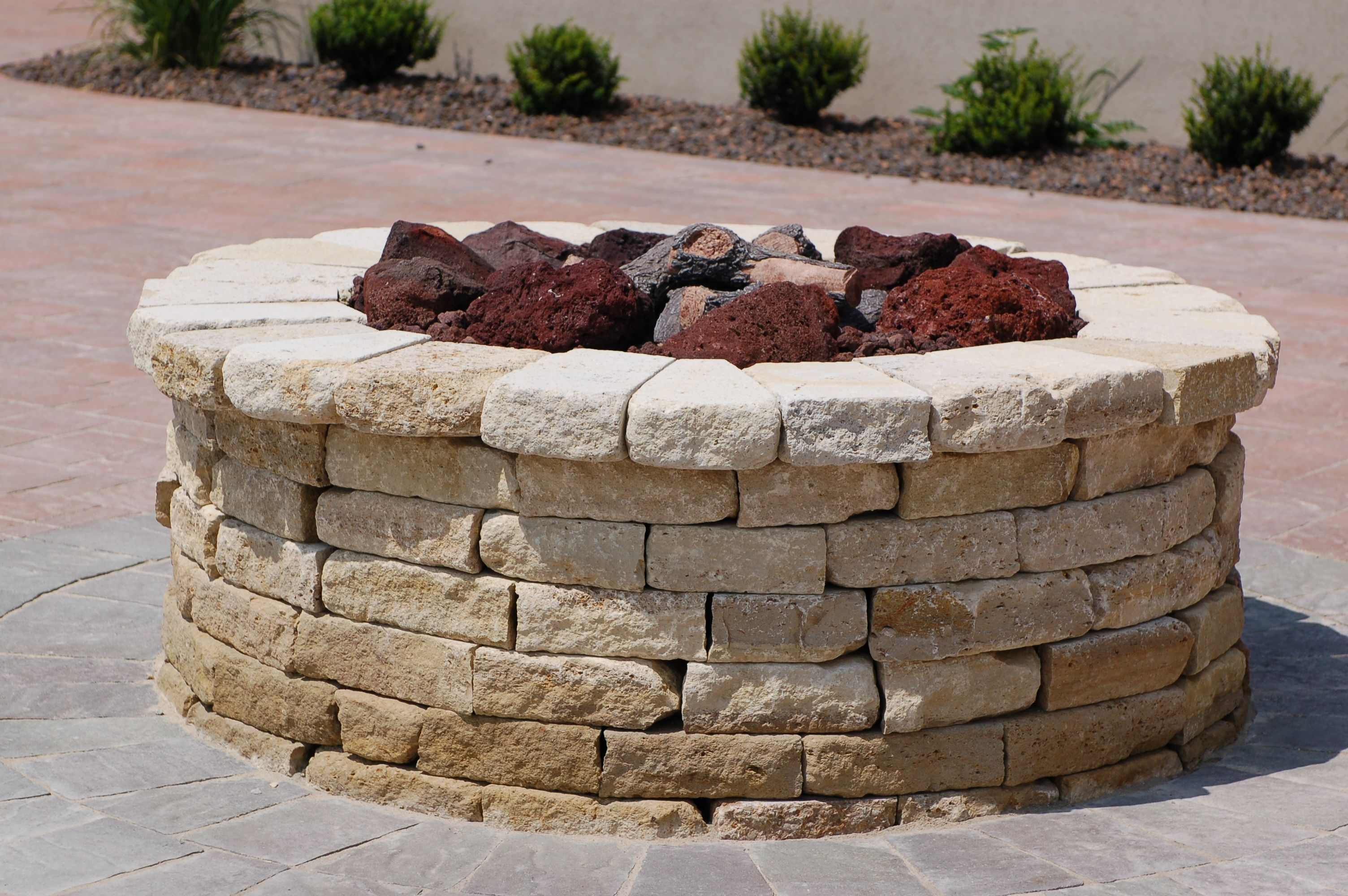 Homepage Fire Pit Gallery Lawn Maintenance Fire