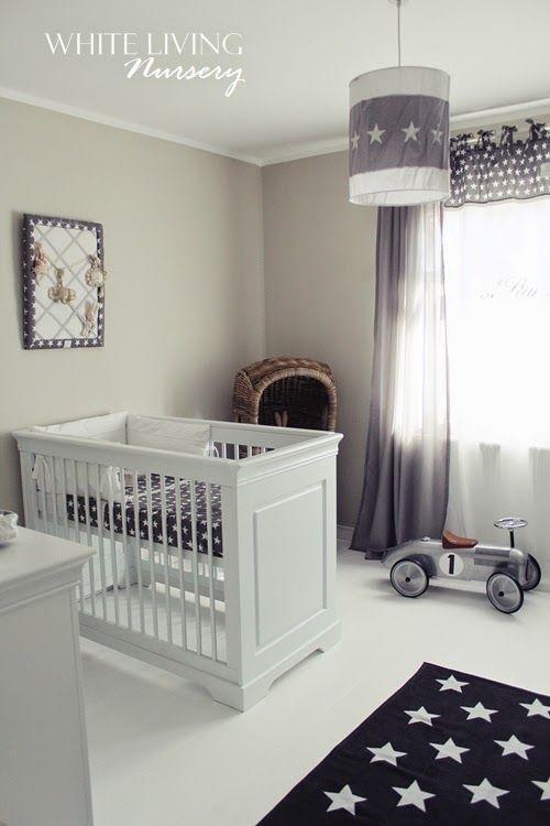 White living: Nursery