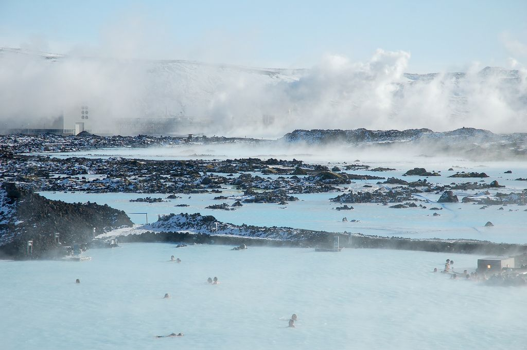 Blue Lagoon   by AndyHills -- Iceland