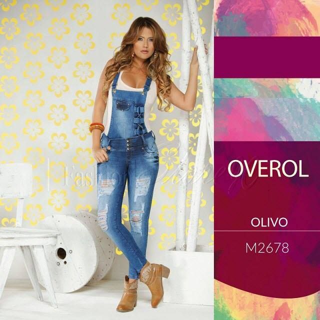 4919190fcc Comparación de precios de Jeans Enterizos Bragas Overoles aristócrata  aristócrata Levantacola en Bogotá D.C.