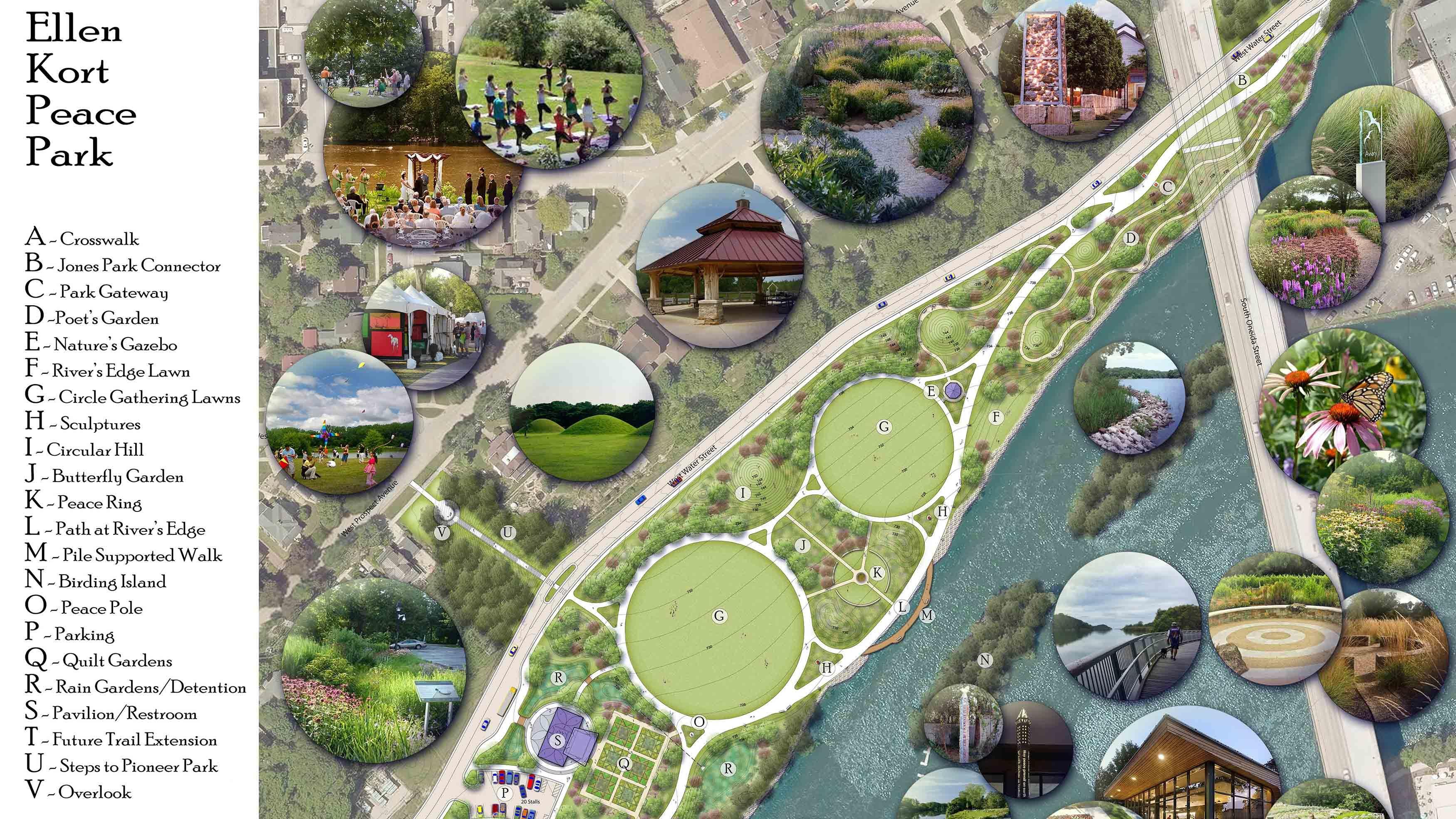 Circle Forest Landscape Architecture에 대한 이미지 검색결과