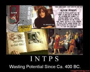 intp waste potential