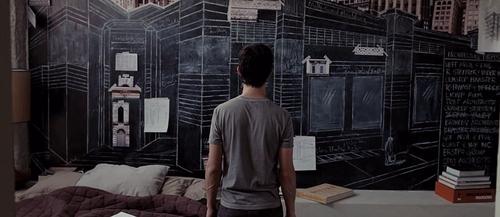 500 Days Of Summer 500 Days Of Summer Summer Chalkboard Really Good Movies