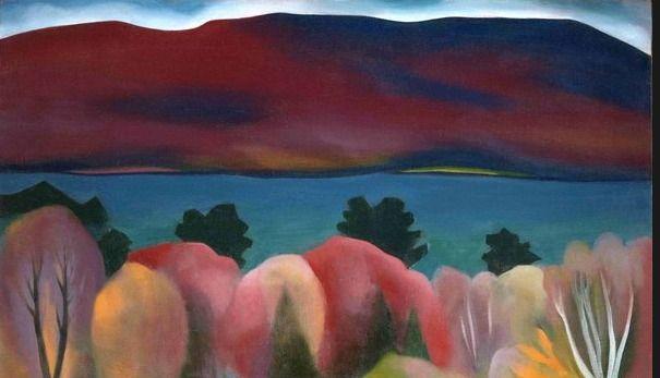 Log In The New York Times Georgia O Keeffe Paintings Georgia O Keeffe Georgia Okeefe