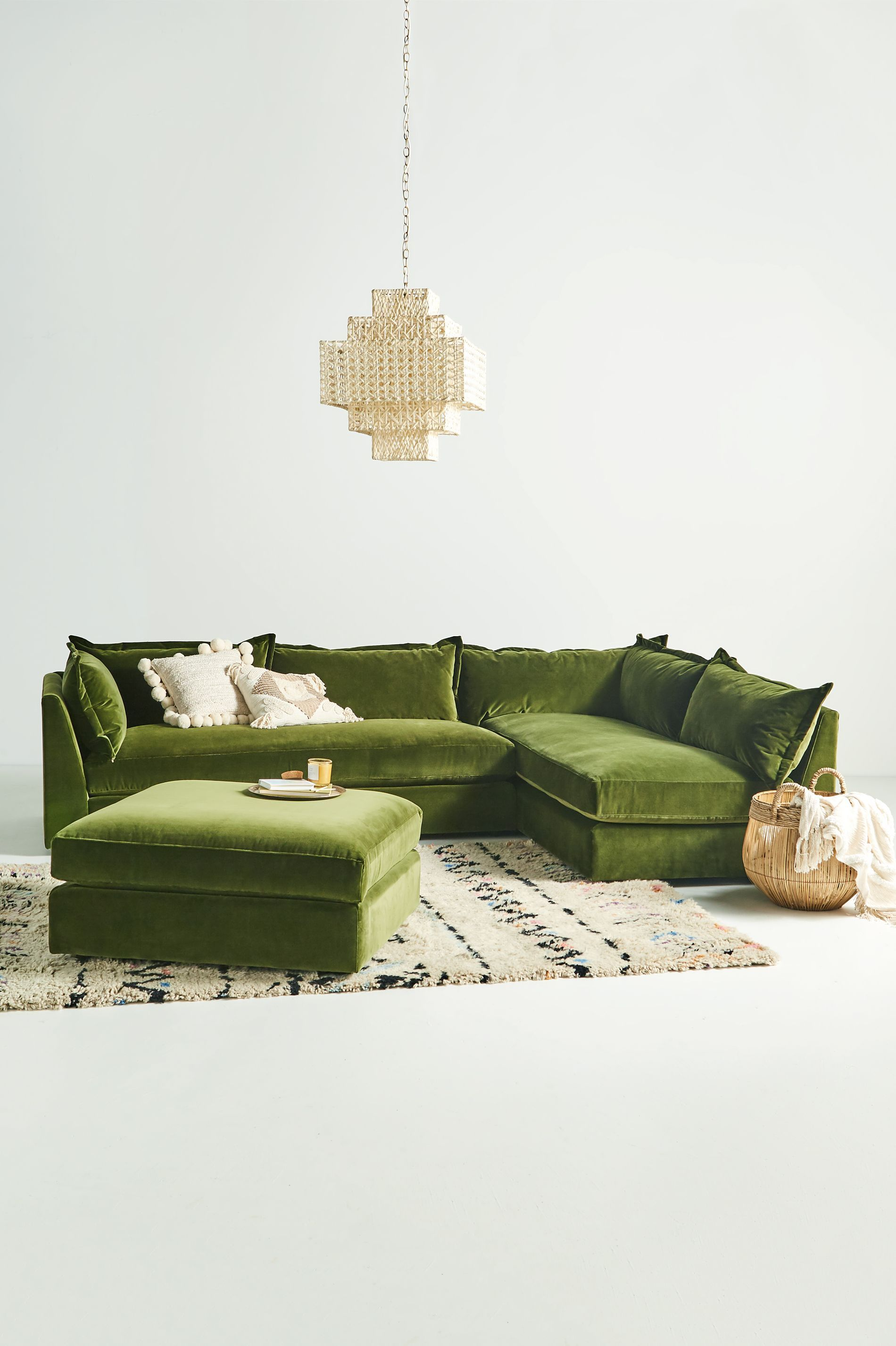 Denver L-Shaped Sectional in 2019 | Livibg room ideas ...